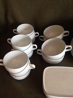 Porcelæn, Div. fra stellet, Royal Copenhagen - Blå Kant