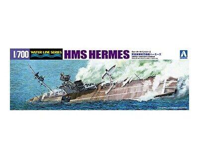 Aoshima 1/700 Hms Hermes British Portaerei Edizione Limitata #051009