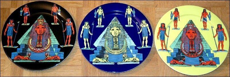 Erodoto bopla  grande piatti 27 cm Large Plate,