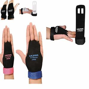 Leather-Grips-Gymnastic-Palm-Protectors-Wod-Hand-Guards-Gym-Gloves-Pull-up