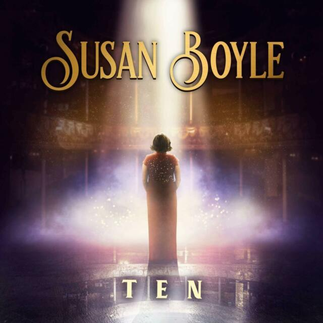* NEW Sealed Music CD Album * TEN by SUSAN BOYLE