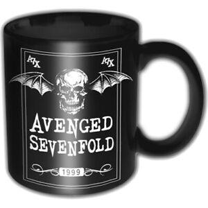 AVENGED SEVENFOLD DEATH BAT GLOW