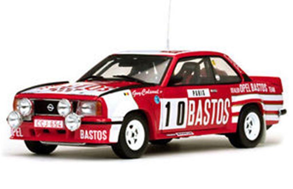 SUNSTAR 5361 5362 5363 OPEL ASCONA 400 RALLYE modèle métalliques voitures 1981 1982 1 18 ème