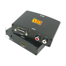 MX Vga + Audio To Hdmi Convertor (Converts Vga Signals To Hdmi Signals)-MX 3360