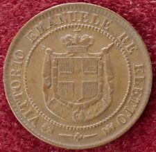 TOSCANA 2 CENTESIMI 1859 (C0610)