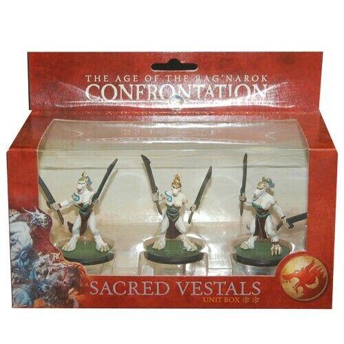 Confrontation: Wolfen - Sacred Vestals Unit Box (3)