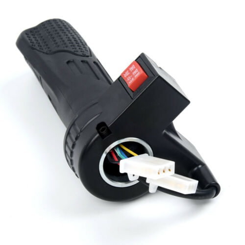 New 3 Mode Speed Control Thumb Throttle Handle For E-Bike Scooter Replacement