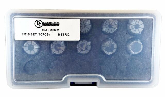 DZ Brand ER16 8mm Metric Collet