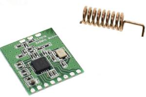 1x CC1101 868MHz Funk Modul Wireless Transciever FHEM CUL Raspberry /& PiArduino