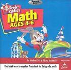 Reader Rabbit's Math Ages 4-6 SmartSaver Series (Windows/Mac, 2001)