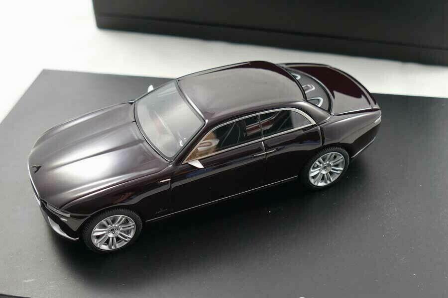 Jaguar B99 Bertone Concept 2011 - La Mini Miniera 1 43  | Hohe Qualität und günstig