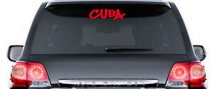Cuba-Kuba-Aufkleber-ca-30-cm