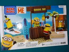Mega Bloks Despicable Me Minion Made Beach Day Set #94815