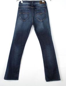 REPLAY Women Ramean Slim Stretch Jeans Size W27 L32