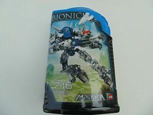 LEGO-BIONICLE-Toa-Gali-2008-Set-8688-Mistika-NEUF-et-scelle-LEGERES-label