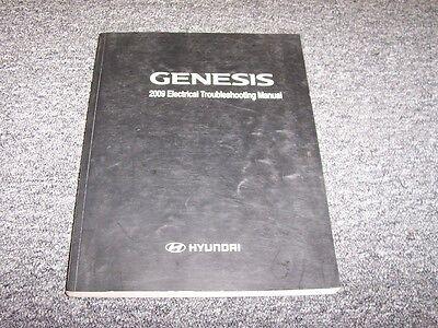 2009 Hyundai Genesis Sedan Electrical Wiring Diagram Manual 3.8L 4.6L V6 V8  | eBay | Hyundai Genesis Sedan Wiring Diagrams |  | eBay