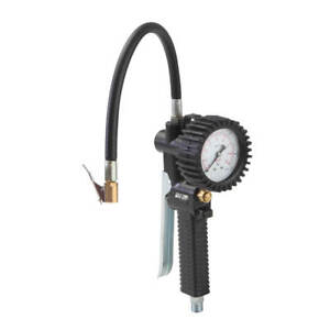 DuraDrive 26735 Mechanical Tire Inflator Gauge for Cars