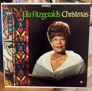 image is loading ella fitzgerald christmas lp original 1967 stereo vinyl - Fitzgerald Christmas