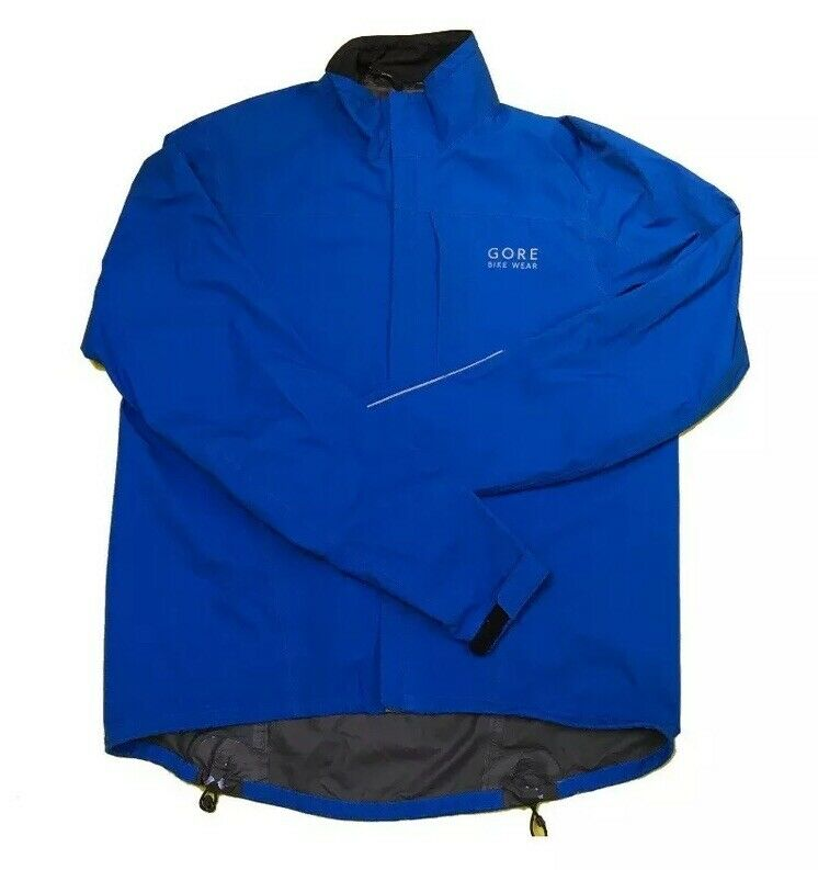GORE Bike Wear Paclite Shell Mens Jacket Gore Tex Größe Medium