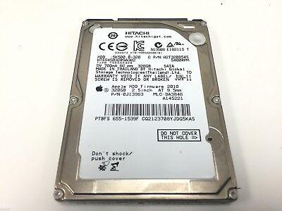 Hitachi HTS545032B9A302 5400RPM 320GB SATA 2.5 HDD