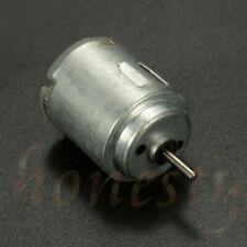 3pcs Miniature Small Electric Motor Brushed 15 45v Dc For Models Crafts Robots