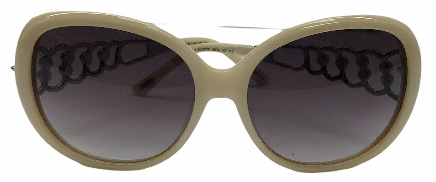 CHOPARD Happy Diamonds SCH073S Women Sunglasses 58-17-140 3GF