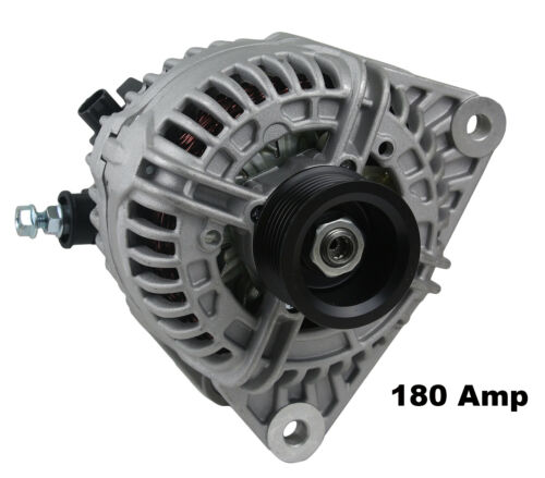 NEW HIGH AMP 180A ALTERNATOR FITS DODGE RAM 2500 5.7 03-06 0124525051 56028699AA