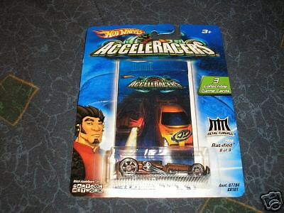 Hot Wheels AcceleRacers Metal Maniacs 8 of 9 Rat-ified