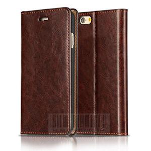 Handy-Tasche-Leder-Schutz-Hulle-Flip-Wallet-Case-Full-Cover-Etui-Bumper