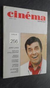 Revista Cinema Abril 80 N º 256 Buen Estado