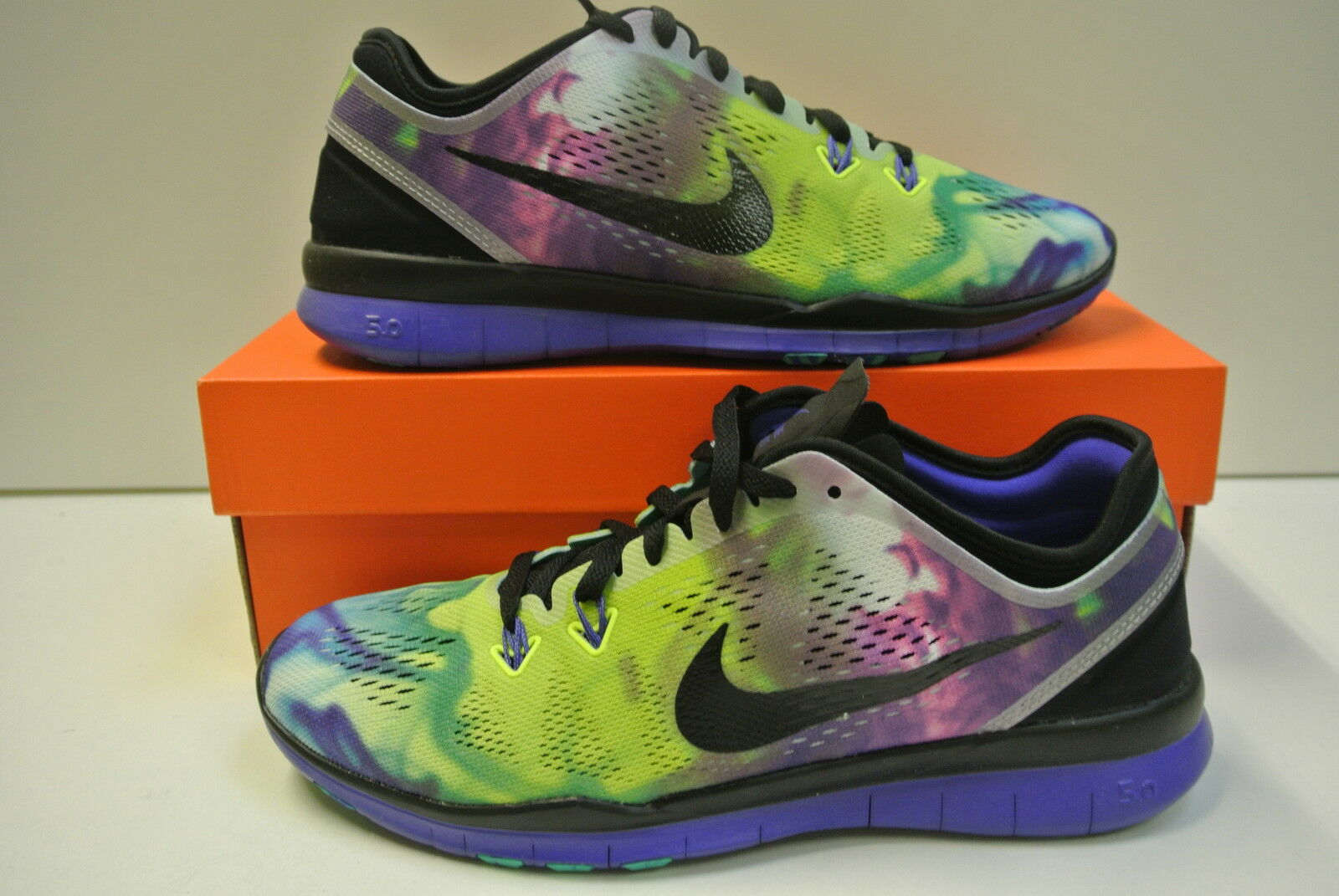 Wmns Nike Free 5.0 TR FIT 5 PRT Talla Selectable New & Original Box 704695 002