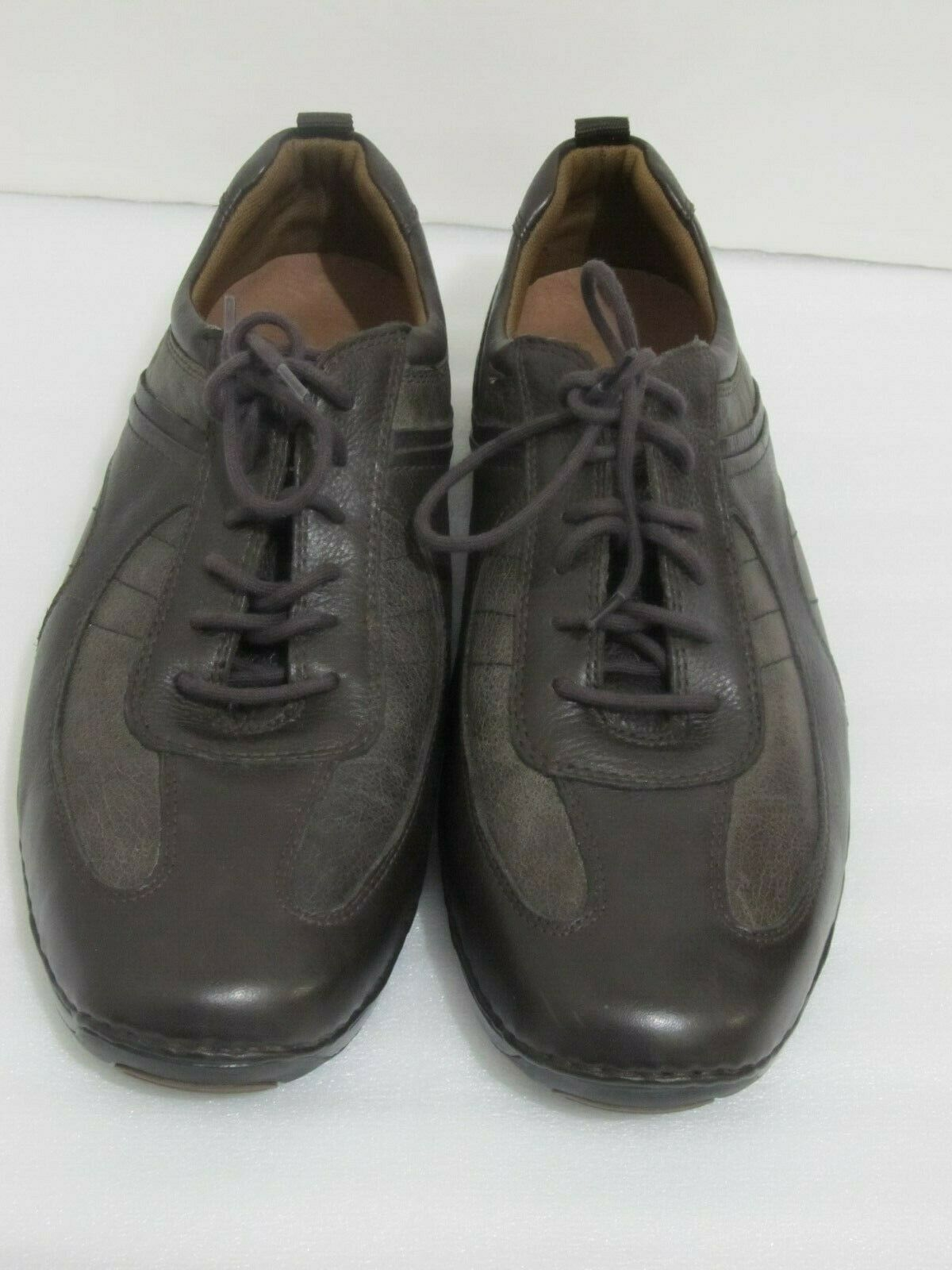 Rockport Signature Series  Men's Brown Leather DMX Casual Oxfords Sz 10M