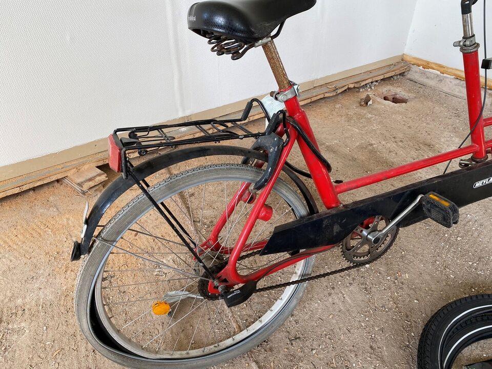 Handicapcykel, Meyland Tandem Co Pilot, 5 gear