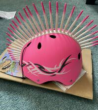 Safety Helmet New Ages 3-5 Years Free PP Kids Spike Bike Skateboard OFFER