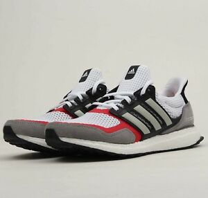 Details about Adidas Performance UltraBOOST S&L EF2027 Black Red Grey Ultra Boost Mens Shoes