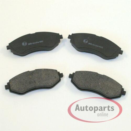 Chevrolet Aveo Bremsscheiben Bremsen Bremsbeläge für vorne