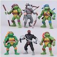 6pcs Teenage Mutant Ninja Turtles Act...