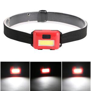 COB-DEL-projecteur-Lampe-de-Poche-Torche-Lanterne-AAA-Camping-Tete-Mini-Phare