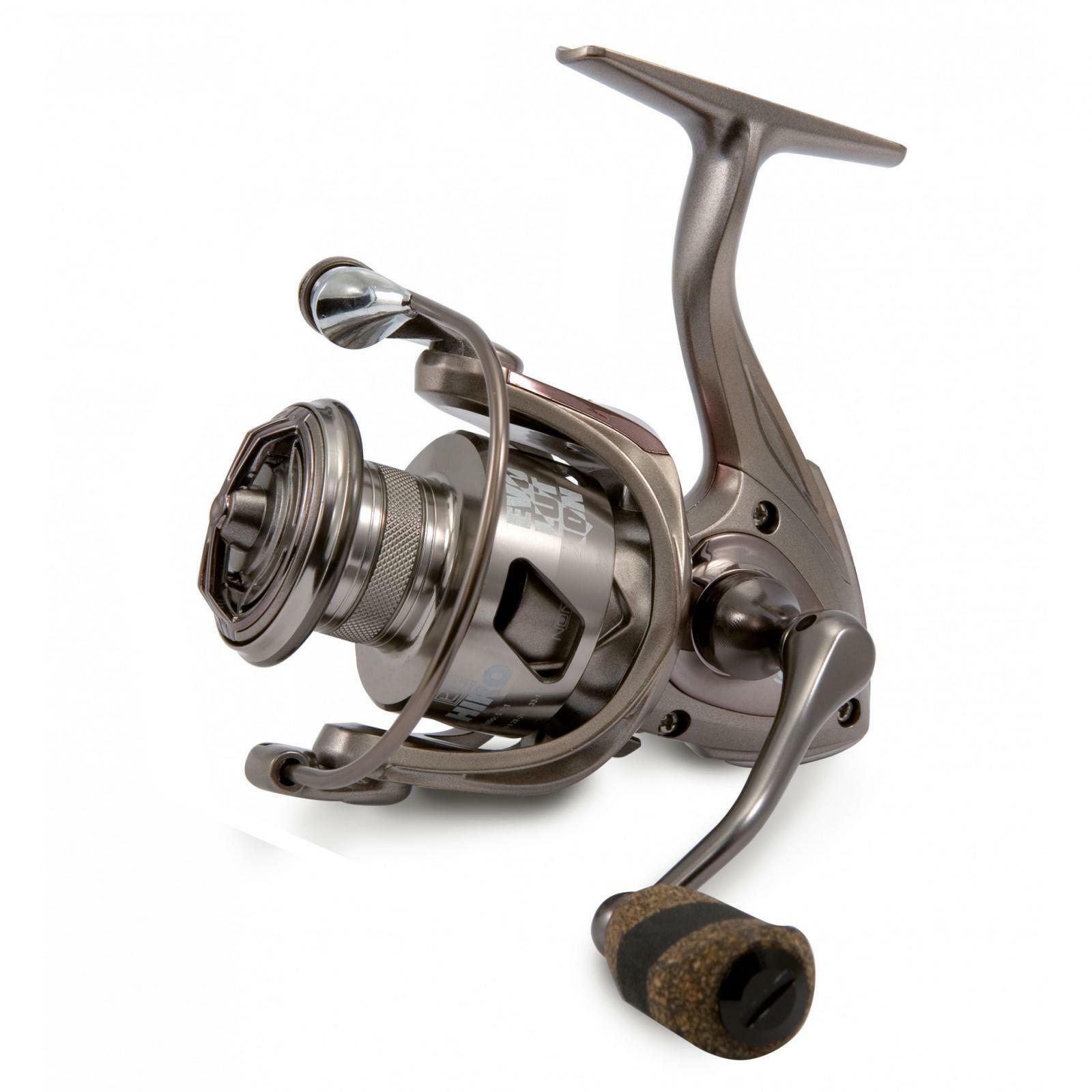 NM10331140 Mulinello Pesca Nomura Hiro Evolution 4000 Hilado 10+1 Bb FEU