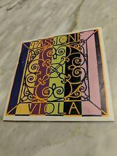 Pirastro Passione Viola  A String 4//4  Aluminum STARK