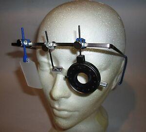 Left-Varga-2000-37mm-Pistol-Shooting-Glasses-Frame-37mm-Iris-amp-ISSF-30mm-shield