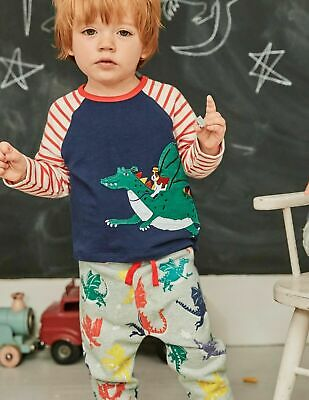 0-4Years Part of playsets Ex Baby Boden Boys Soft Jersey Pants