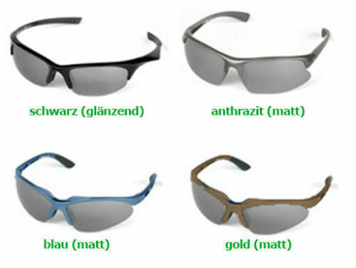 Crivit Design 100/% UV Sports Sunglasses Bicycle Glasses 3 Removable Lenses
