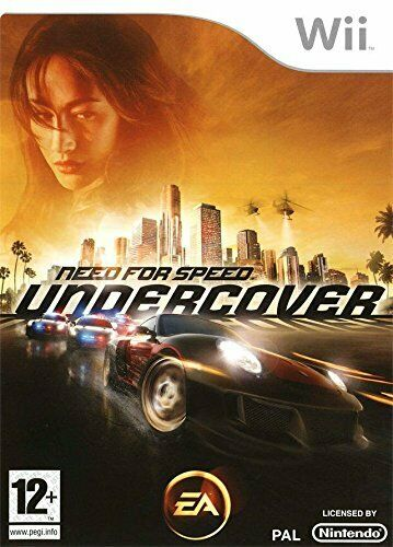 jeu wii nintendo need for speed undercover