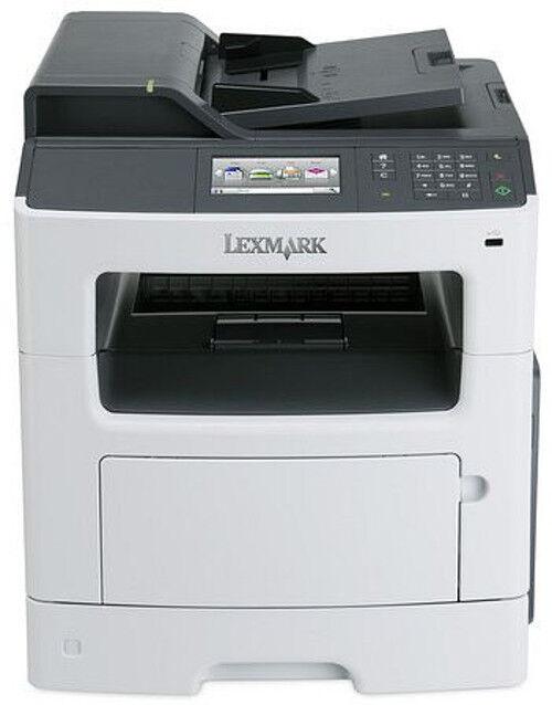 Lexmark MX410de Kopierer Duplex Scanner Laserdrucker - 42.000 Seiten #120