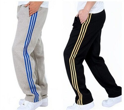 Baggy Casual Spring Model New Cotton Soft Men's Sport Plus Size Trousers Pants