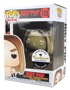 Iggy Pop Funko Pop Rocks 135