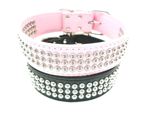 Mad Dog Deluxe Collier Pour Chien Typ Sam Ou Cindy Fait Main Chic Noble