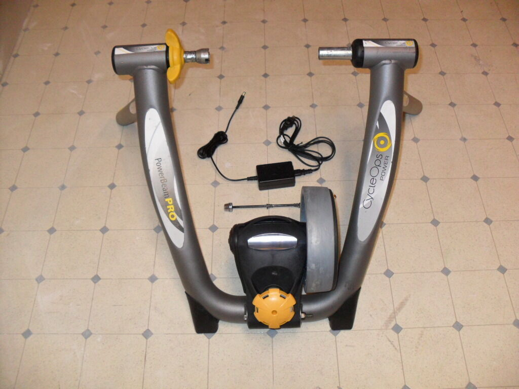 Cycleops Condition PowerBeam Pro Trainer  – Excellent Condition Cycleops 2a0dfe