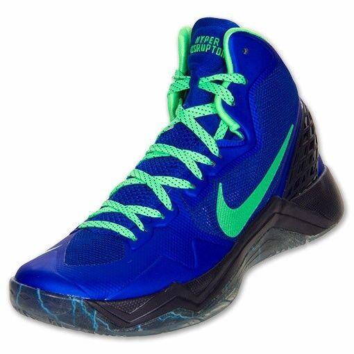 Nike zoom hyperdisruptor basket Uomo dimensioni scarpe da basket hyperdisruptor scarpe blu 548180 402 dd91ef